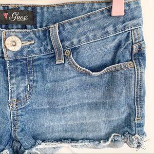 🦋 3/$20   Guess Jean Shorts 1981